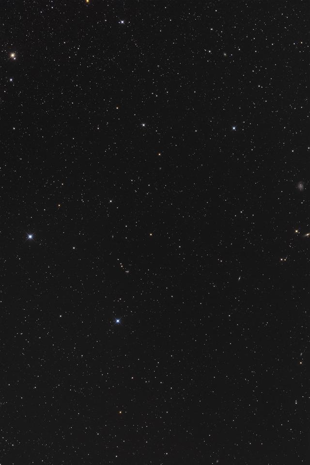 おとめ座 NGC4578付近-C1-1S-1P-1P-1P-1P★