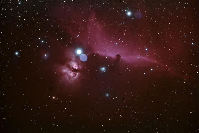 馬頭星雲2