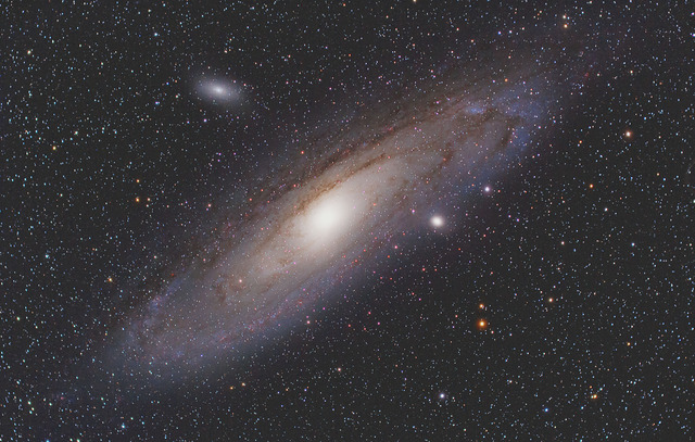 M31加算平均2-FL