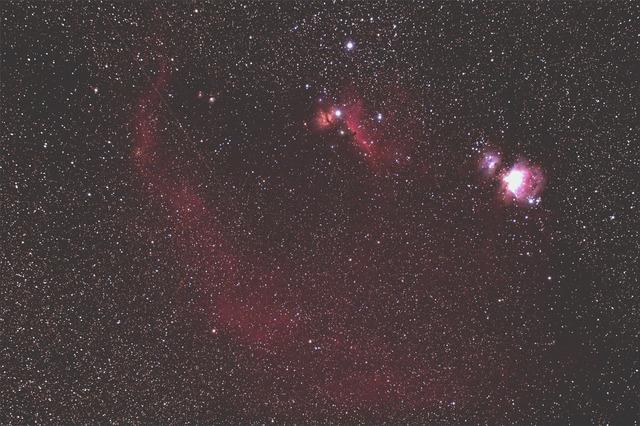 オリオン大星雲等々-2-3-1