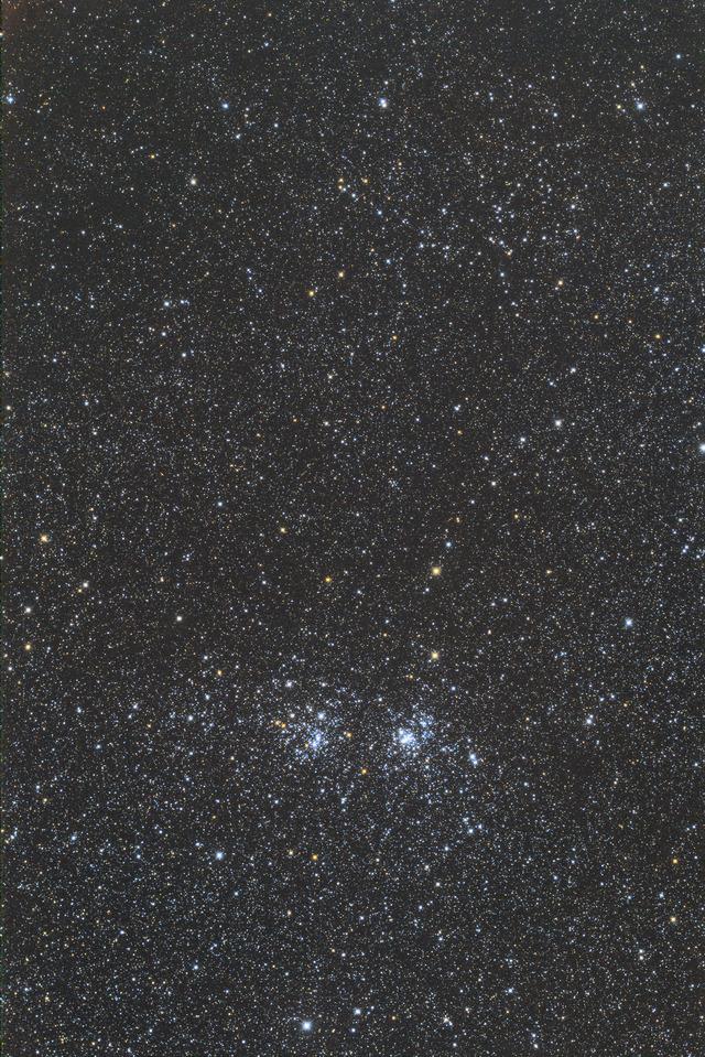 二重星団hχ-C1-1S-1P-1P-3P