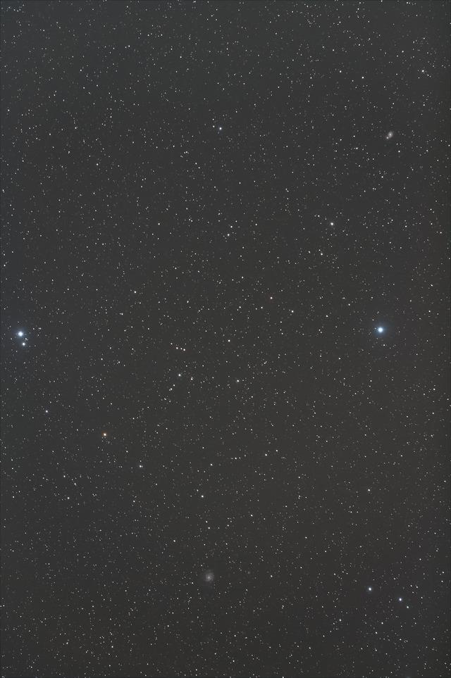 M51とM101