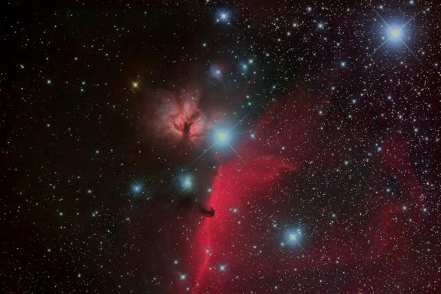 馬頭星雲-加算平均(なんちゃら)2-2-1A