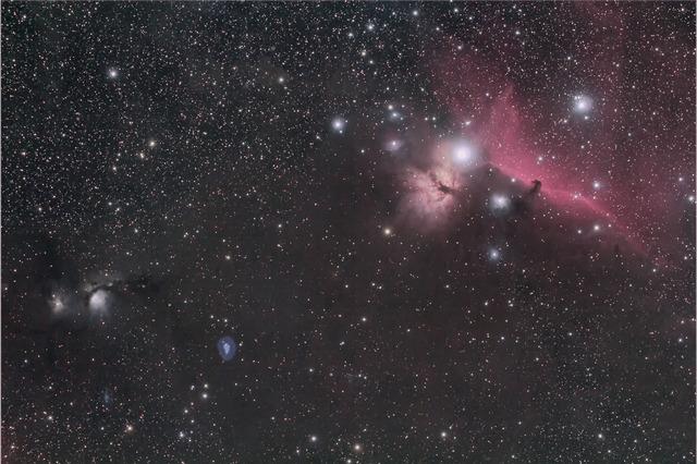 馬頭星雲M78-2A