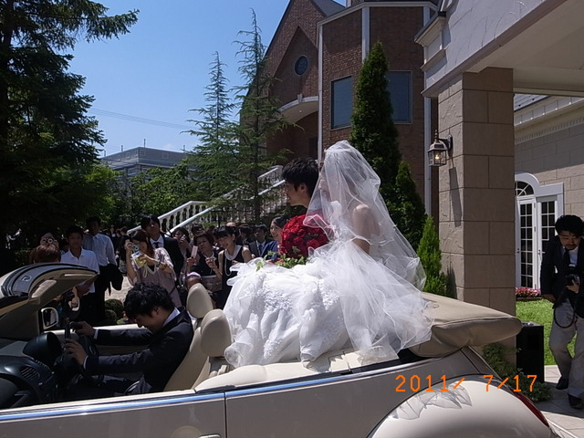 結婚式〜ハワイ 023