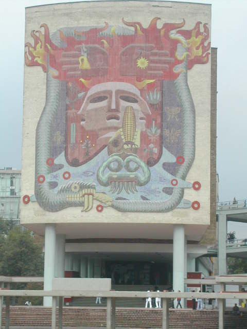 エッペンスの壁画