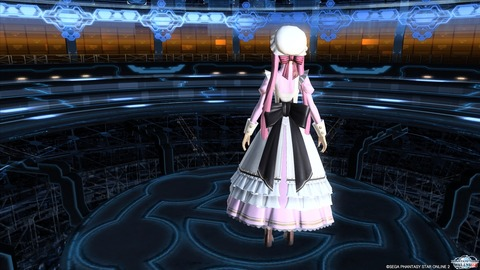 クラシックメイドドレス桜☆