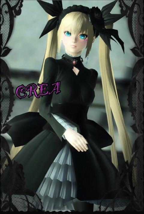 オルタゴシックドレスクレア姫♡