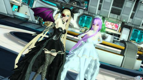 マリアージュドレスのクレア姫とアンナ♡kakou