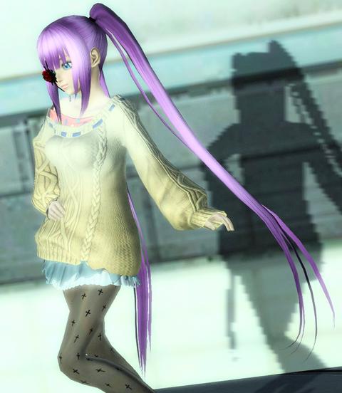 オフショルニットクレア姫♡