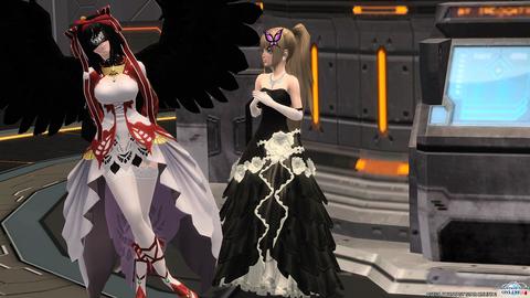 クレア姫と由良ちゃん♪
