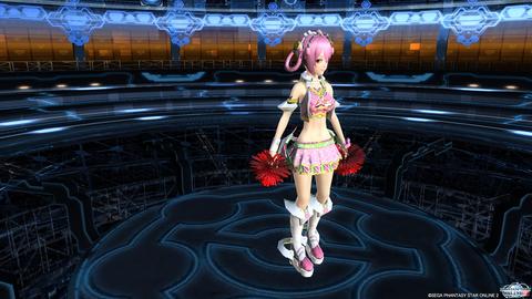 チアドレス桜