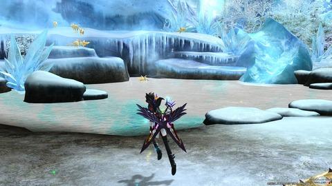初めての凍土パラレル☆