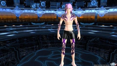 ブレイズペイントM紫