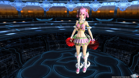 チアドレス桜☆