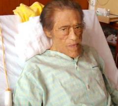 アントニオ猪木氏、腸捻転で手術 退院に向け「もうちょっとで俺も元気になる」