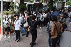 「抽選もLINEでして」 渋谷の若者向け集団接種、抽選に変更も大不評