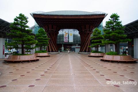 金沢駅 02