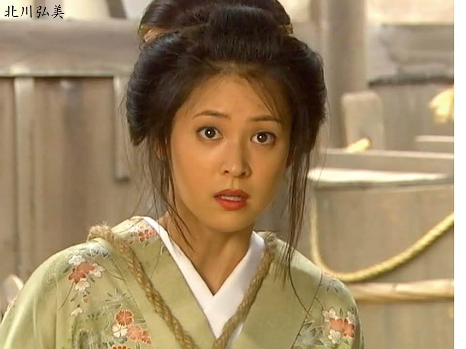 洋服が素敵な北川和歌子さん