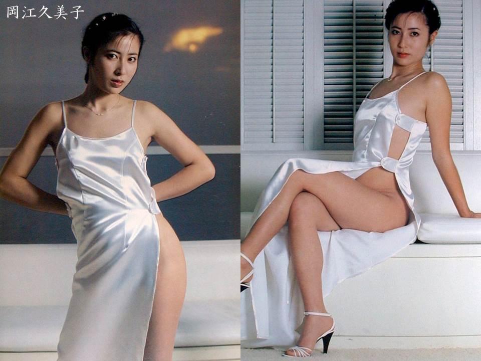 岡江久美子さんの水着