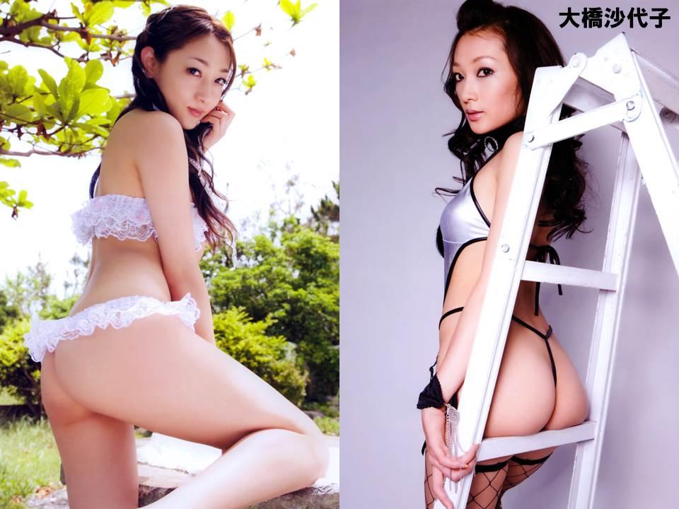 大橋沙代子さんの水着
