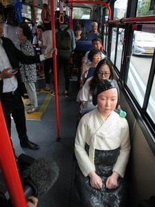 慰安婦バス