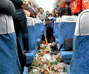 中国人の民度 (1)