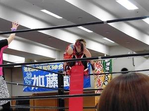 加藤園子&AKINO vs 星ハム子&宮城もち (12)