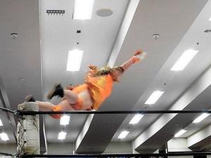 A.コング & 松本浩代 vs 星ハム子 & 世志琥 (14)