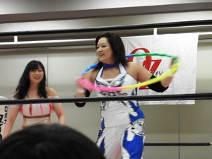 浜田・広田 vs 豊田・大畠 (2)