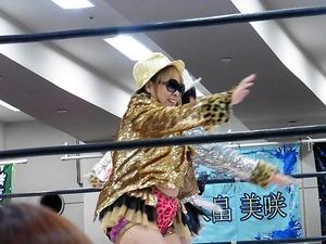 加藤園子&AKINO vs 星ハム子&宮城もち (1)