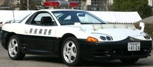 奈良県警 GTO