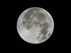 半影月食1