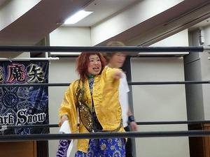 藤本つかさ vs 米山香織 vs 山下りな (2)