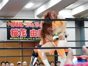 松本浩代vs長浜浩江 (1)