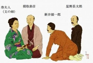 銅像イメージ図