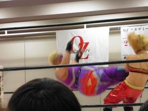 アジャ・コング vs 小林香萌 (5)