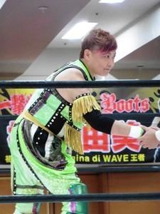 ダイナマイト関西vs浜田文子 (1)