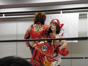 永島・志田 vs AKINO・加藤 (8)