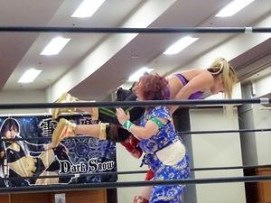 藤本つかさ vs 米山香織 vs 山下りな (7)