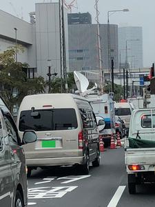 豊洲渋滞源?
