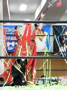 桜花由美 vs 倉垣翼 (3)