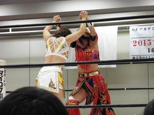 永島・志田 vs AKINO・加藤 (6)