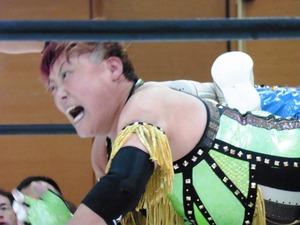 ダイナマイト関西vs浜田文子 (6)