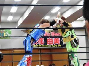 ダイナマイト関西vs浜田文子 (2)