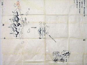 竹島1724年