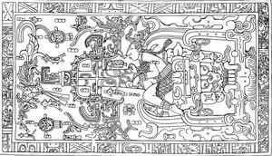 パレンケの石棺 (1)