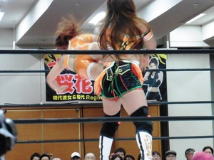 松本浩代vs長浜浩江 (4)