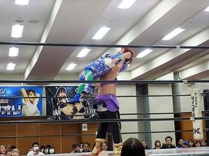 藤本つかさ vs 米山香織 vs 山下りな (10)