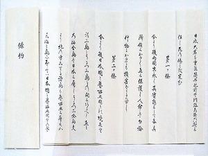 日魯通好条約